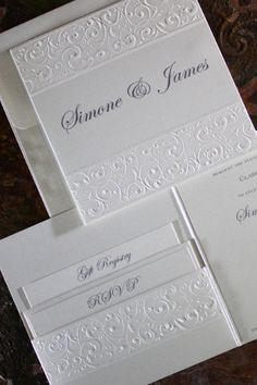 Papers Of Distinction - Beautiful Wedding Invitations and Wedding Stationery from Melbourne Australia Beautiful Wedding Invitations, Wedding Stationery, Melbourne Australia, Invitation Design, Wedding Decorations, How To Plan, Paper, Wedding Decor, Wedding Jewelry