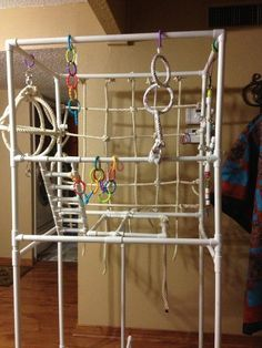 .Angels getting one of these kind of Jungle Gym's soon & needing to stock up on more toys lolll & a new swing !