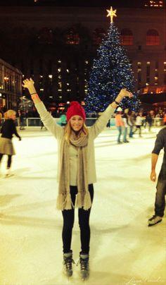 christmas, december, lauren conrad, nyc, the hills