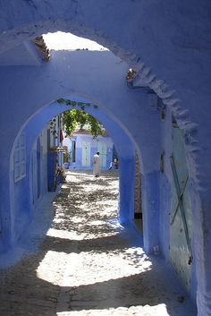 Chefchaouen, Morocco!!