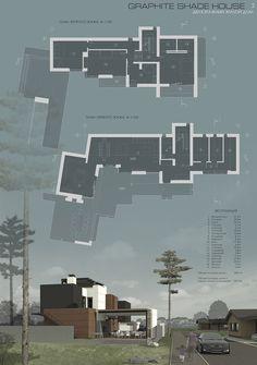 Graphite shade house