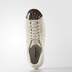 adidas Superstar 80s Metal-Toe Shoes - White | adidas MLT