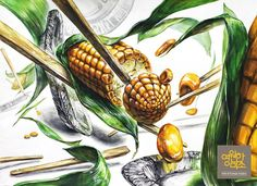 2d Design, Vegetables, Drawings, Illustration, Logo, Environment, Pictures, Logos, Vegetable Recipes
