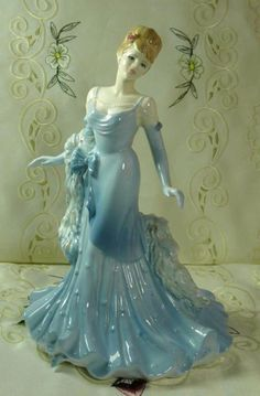 Celtic Princess Figurine The Irish Princess Isolde Who