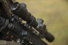 USMC Fields Heckler & Koch as Designated Marksman Rifle - Heckler & Koch, 7 Marine, Marine Corps, Designated Marksman Rifle, Norwegian Army, Camp Lejeune, Hunting Scopes, Coyote Hunting, Usmc