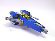 /by peterlmorris #flickr #LEGO #space #starfighter