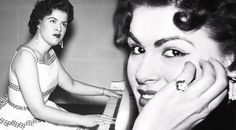 Country Music Lyrics - Quotes - Songs Patsy cline - Last Footage of Patsy Cline Performing 'I Fall To Pieces' - Youtube Music Videos http://countryrebel.com/blogs/videos/18976575-last-footage-of-patsy-cline-performing-i-fall-to-pieces