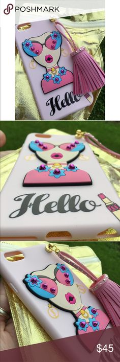 YSL beautiful iPhone 6 6s plus case cover New You'll receive it 2-3 days, I'll ship the same day or day after. Accessories Phone Cases