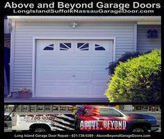 Dix Hills, Commercial Garage Doors, Stony Brook, Kings Park, Nassau County, Garage Door Repair, Long Island Ny, Above And Beyond