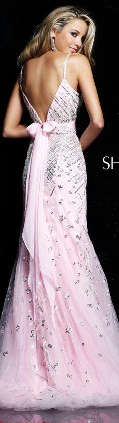 Sherri Hill couture 2013