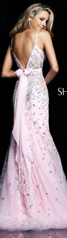 Sherri Hill couture 2013