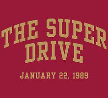 The Super Drive by aBrandwNoName