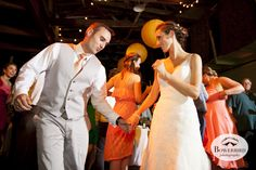 Point Reyes Wedding Photography at Toby's Feed Barn. © Bowerbird Photography 2013. The bride and groom dancing :)