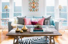 Pastel colors at home // Colores pastel en casa // Casa Haus