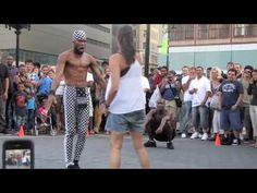 Um artista de rua espectacular  - http://www.jacaesta.com/um-artista-de-rua-espectacular/