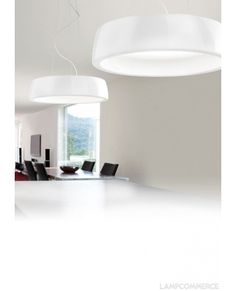 #Leucos #Axel suspension lamp Design Steven Haulenbeek