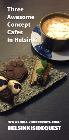Three awesome concept cafes in Helsinki | Helsinki Side Quest | #helsinki #finland #travel #travelblogger #cafe #conceptcafe