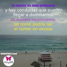 Lo bueno de las conductas inconscientes es que se pueden cambiar al hacerlas conscientes. Te espero en mayarietc.com