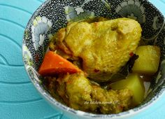 the kitchen runner: Malaysian Chicken Curry ~ style