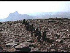 Richard Long- artist:  Landart, sporen,