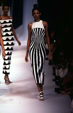 Herve Leger - Ready-to-Wear Summer / Spring 1997