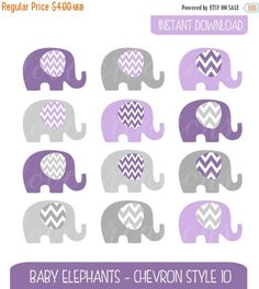 62 Awesome chevron elephant clipart