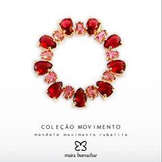 Qual é o seu movimento? #ColecaoMovimento #MovimentoMB http://www.mairabumachar.com.br/mandala-movimento-rubelita ou #whatsapp (11)99744-0079 #Sucesso #Amor #PraiadoCanto #VilaMadalena #Vix #SP #LojaVirtual #Moda #Qualeoseumovimento? #VilaMada #MovimentoMB #Sampa