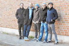 """Die Donots vor ihrem """"Heimspiel"""" in Münster : """"Wir haben Knoten in den Beinen"""""""