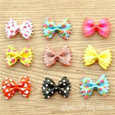 Painted Pasta [Crafts for Kids] great for rainy days with nothing to do! turn them into hair bows. Kids Crafts, Cute Crafts, Diy And Crafts, Arts And Crafts, Diy Projects To Try, Craft Projects, Craft Ideas, Diy Niños Manualidades, Pasta Crafts