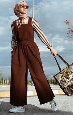 New fashion hijab outfits casual muslim - hijab outfit Modern Hijab Fashion, Hijab Fashion Inspiration, Muslim Fashion, Mode Inspiration, Modest Fashion, Fashion Outfits, Fashion Fashion, Hijab Fashion Summer, Fashion 1920s