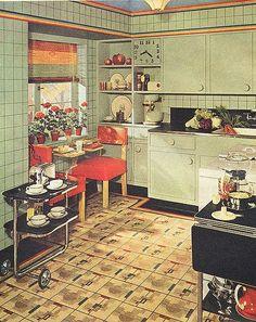 1930's interior design- then and now | art deco design, art deco