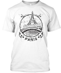 Eiffel Tower | Teespring