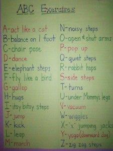 ABC Exercises