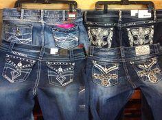 Miss Me Jeans! | Splurge: Wardrobe | Pinterest | Miss mes, miss me ...