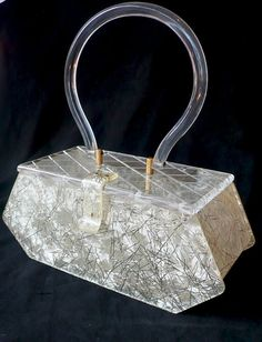 Vintage Lucite Love it!