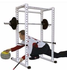 Quit curling in the squat rack!! www.jekyllhydeapparel.com