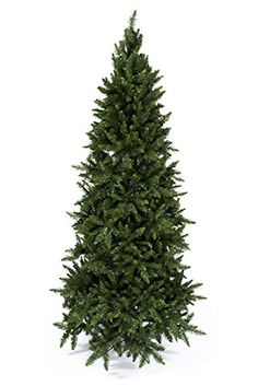 75ft Slim Calgary Artificial Christmas Tree Unlit * Details can be found by clicking on the image.