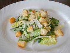 Klasický recept na skvělý původní mexický salát. Potato Salad, Potatoes, Chicken, Ethnic Recipes, Food, Diet, Meal, Potato, Essen