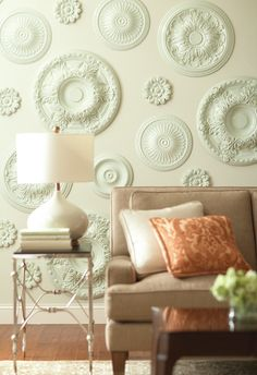 Ceiling medallions - Details Make the Heart Grow Fonder