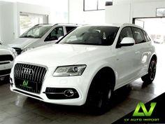 Audi Q5 S line Plus 2.0 TFSI Quattro Tiptronic  Exterior : Ibis White  Interior : Black Leather