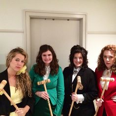 Pin for Later: 48 Stylish DIY Costumes That Are Just Too Easy Heathers