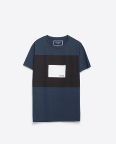 Image 6 of SHORT SLEEVE T-SHIRT from Zara