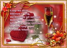 szülinapi köszöntök - Yahoo Search Results Yahoo Image Search Results Name Day, Alcoholic Drinks, Names, Rose, Yahoo Search, Birthday Greetings, Image Search, Google, Quotes