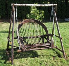 I am so making one of these for my yard this summer