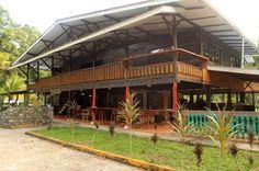 pizote lodge main lodge   - Costa Rica