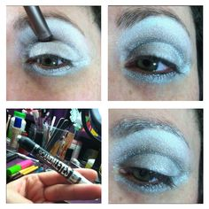 PART I I hope you enjoy this Unicorn inspired basic eye makeup tutorial. These looks can be worn individually or as a split costume. Remember that you don't have to use the exact products I do. Get as...