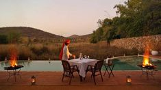 Among India's first luxury tented camps, Sher Bagh promotes sustainable tourism, is ecologically friendly and provides a faultless Ranthambhore experience. Luxury Tents, Luxury Camping, Luxury Travel, Top Honeymoon Destinations, Honeymoon Essentials, Travel Destinations, Jungle Resort, Unusual Hotels, Couples Vacation