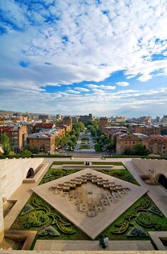 The hidden gem of #Yerevan - the capital of #Armenia and a great undiscovered #travel destination.