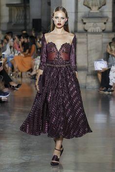 George Hobeika Fall Winter 2017 Couture Fashion Show Paris