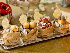 Ilha gastronômica de gostosuras - Portal iCasei Casamentos